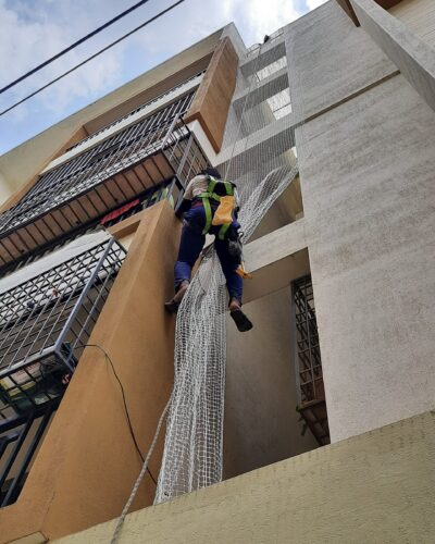 Duct Area Safety Nets