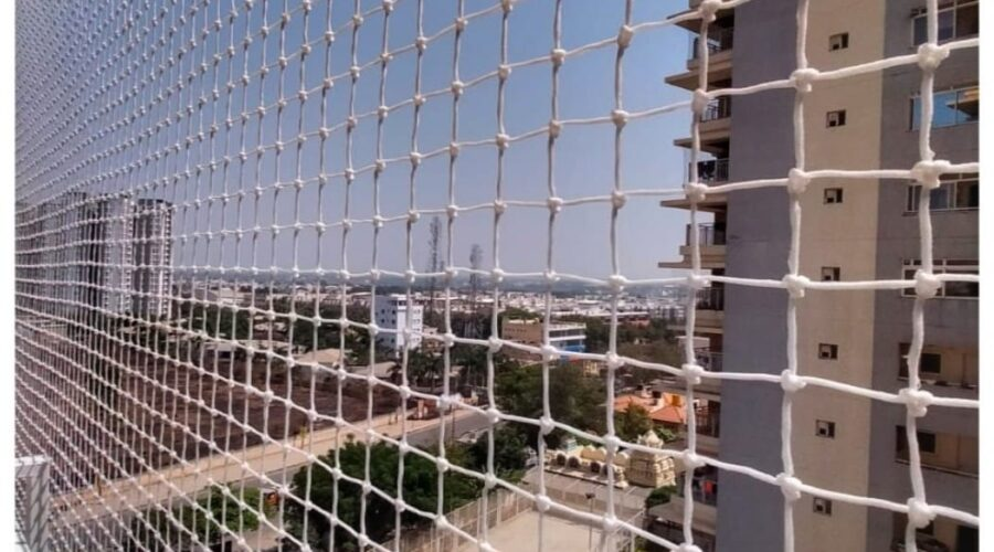 Pigeon Safety Nets, Call 9742262247 For Net Fixing